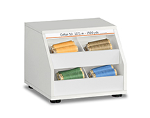 gutermann 100 series base bin unit display