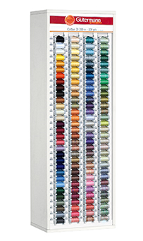 gutermann 100 series main unit display