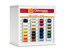 gutermann 100 series top unit display