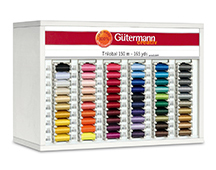 gutermann 200 series top unit display