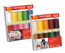 gutermann 10 spool sewall thread gift pack