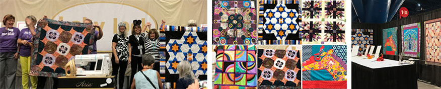 iron quilter competition fall quilt market