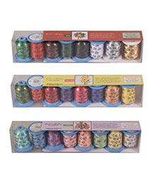 robison-anton embroidery thread color medley gift pack